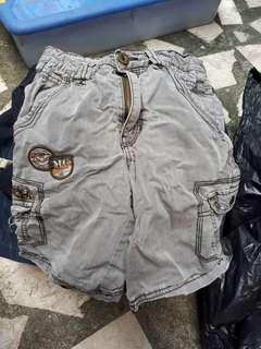 Moose gear shorts size 8
