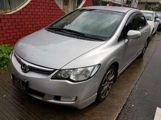 Honda Civic fd 1.8A - Offer price