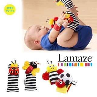 LAMAZE WRIST AND FOOT FINDER /4PCS SET