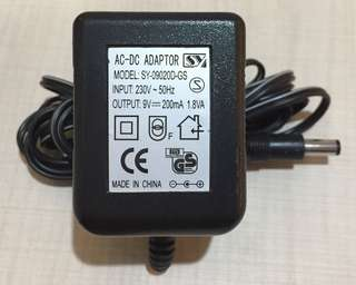 AC-DC adaptor - SY-09020D-GS