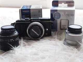 Camera Olympus EP3 Paket