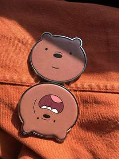 We Bare Bears Mirror