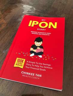 🚚 My Ipon Diary by Chinkee Tan