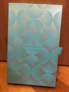 Tiffany & Co. 利是封連禮盒