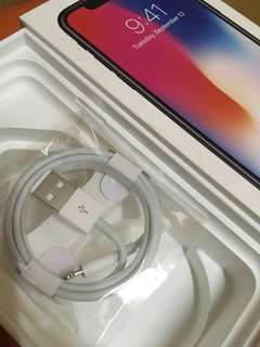 New Apple IPhone X Original Lightning Cable