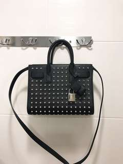 Saint Laurent Small Sac De Jour Bag