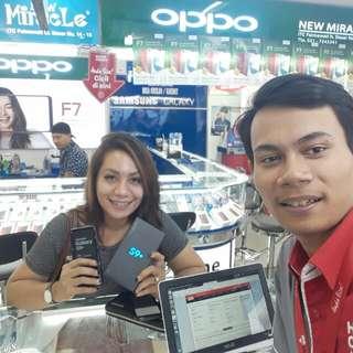 Kredit Samsung Galaxy S9 Plus