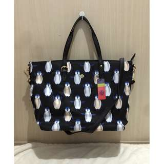 Tory Burch Penguin Tote