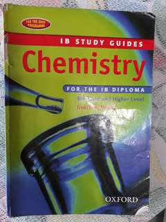 IB Chemistry Study Guides