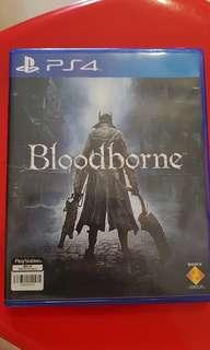 Kaset PS4 - Bloodborne