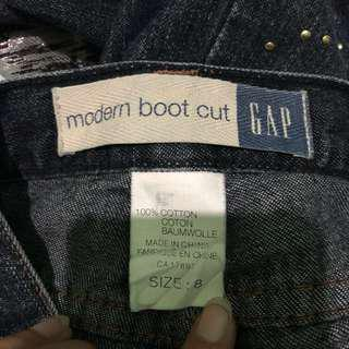 Jeans GAP boot cut