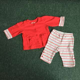 Baby Clothes Set #5