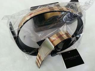 Burberry  belt BTC NV ANCKL