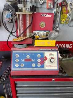 超音波清洗機,,另有機車拆胎機28000 可小刀