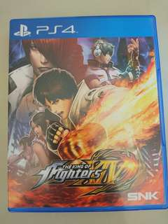 King of fighter 14