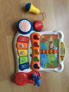 Vtech toy piano
