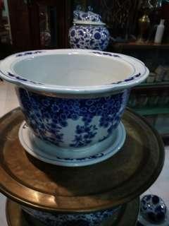 Vase porcelain ss