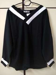 Blouse Tops Shirt Long Sleeve