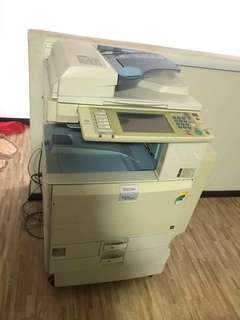 Copier - Ricoh Aficio MP C3000