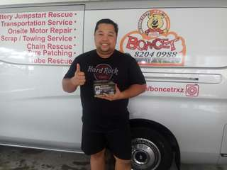 Onsite Battery rescue / mobile mechanic / Intact Power Battery