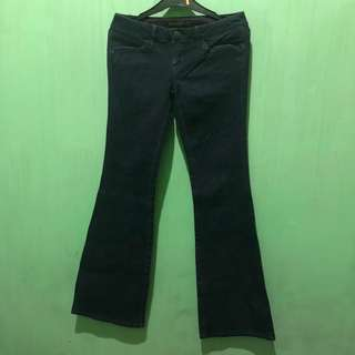 Levi's jeans lady style boot cut