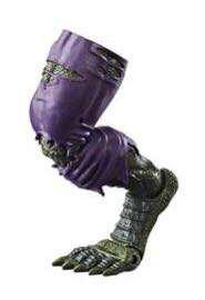 Marvel legends BAF lizard right leg