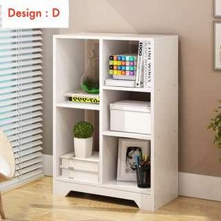 Bookrack 2 design D