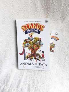 Sirkus Pohon - Andrea Hirata
