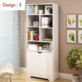 Bookrack 2 design E