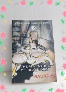 [SALE] SHERLOCK HOLMES IN THE ADVENTURE OF BLACK DROP (RADKRIS)