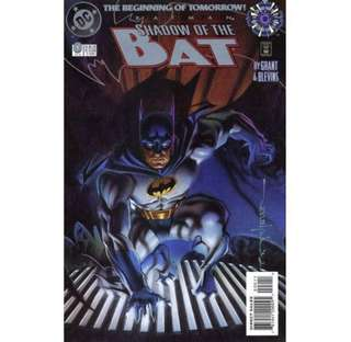 BATMAN: SHADOW OF THE BAT #0 (1994) The Beginning of Tomorrow!