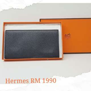 Hermes MC 2 Fleming Long Wallet