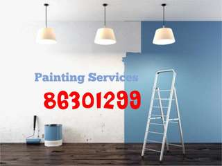 Painting Serviced