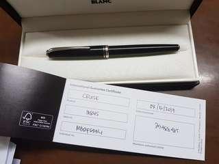Montblanc pen cruise fullset original like new