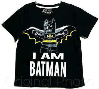 KAOS ANAK BATMAN 7 -10
