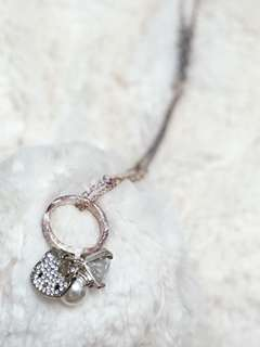 Chouette x Hello Kitty Necklace