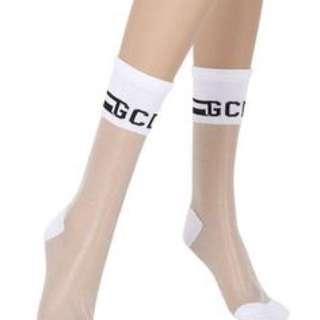 Kpop sheer socks