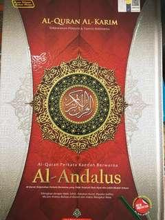 Alquran Al-Andalus