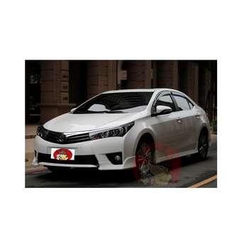 【老頭藏車 】2014 Toyota Altis Z 『0元就把車貸回家 』『全貸,超貸,免保人』中古 二手 汽車