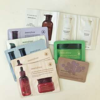 Innisfree Complete Samples