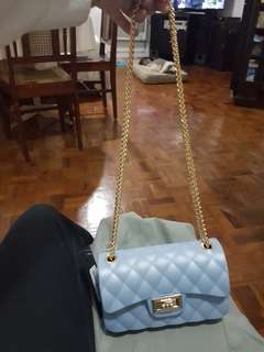 Chanel inspired Jelly Bag