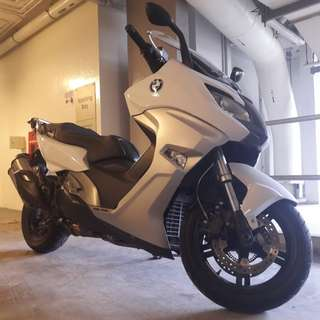 PRICED TO Go! July 2016 BMW C650 Sports For Sale