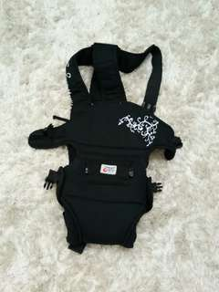 Black Baby Carrier