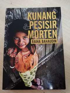 Malay NOVEL - 'Kunang Pesisir Morten'