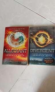 Divergent - Bahasa Inggris