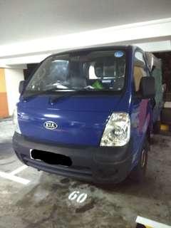 Kia K2900 10ft lorry for sale @ Cheap