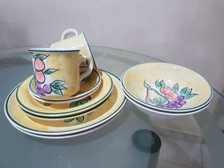 Ceramic 10pc set