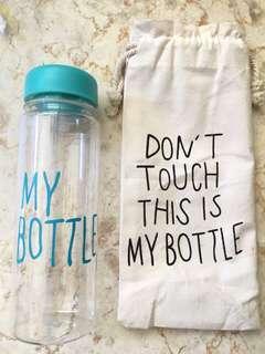 Bottle minum