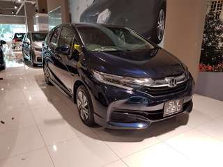 Honda hybrid shuttle brand new 1.5L
