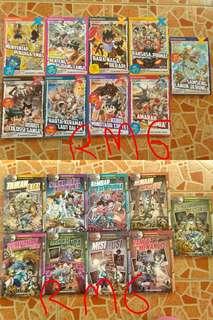 Komiks dan novel